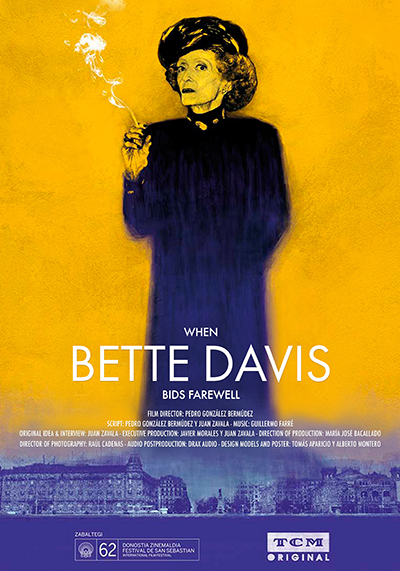 When Bette Davis Bids Farewell